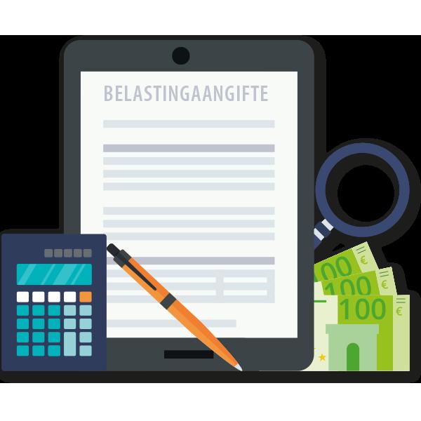 Bigma Accountants verzorgt uw belastingaangifte